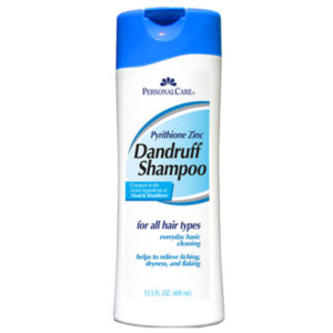 12 Pack Personal Care Dandruff Shampoo 13.5 oz