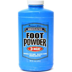 12 Pack Personal Care Medicated Powder 10 oz