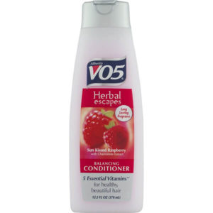 6 Pack VO5 Herbal Escapes Balancing Conditioner Sun Kissed Raspberry 12.5 oz