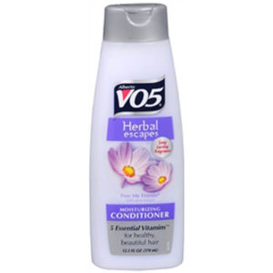 6 Pack VO5 Herbal Escapes Moisturizing Conditioner Free Me Freesia 12.5 oz