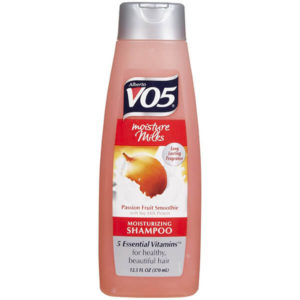 6 Pack VO5 Moisture Milks Passion Fruit Smoothie Moisturizing Shampoo 12.5 oz